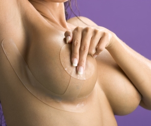 Silicone Scar Sheets, Breast Implants