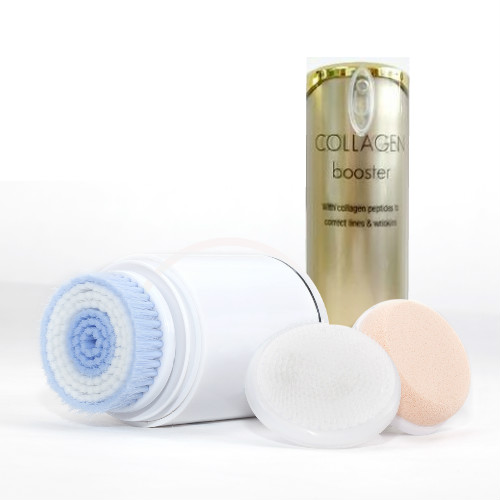 Prosonic Go Deluxe Cleansing Set (includes: Prosonic Go + Collagen Booster Cream)