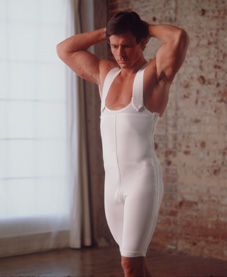 Mid Body Plastic Surgery Compression Garment  - Stage 1 (Rainey)