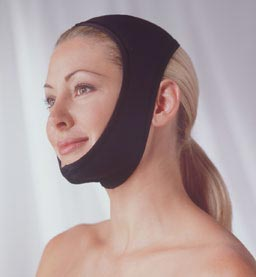 Chin Plastic Surgery Compression Garment (Rainey)