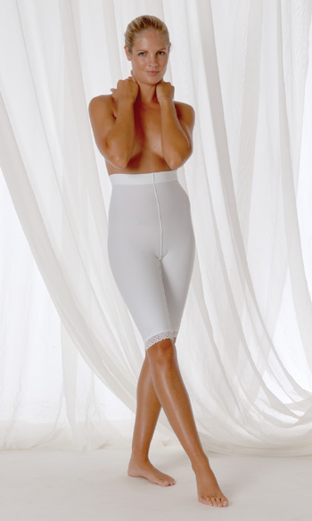 Lower Body Plastic Surgery Compression Garment  - Stage 2 - Above The Knee (Rainey)