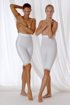 Lower Body Cosmetic Surgery Compression Garment Kit  - Stages 1& 2- Above The Knee (Rainey)