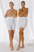 Lower Body Plastic Surgery Compression Garment Kit - Stages 1& 2- Mid Thigh (Rainey)