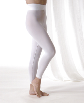 Lower Body Plastic Surgery Compression Garment - Stage 2- Below The Knee  - Closed Crotch (Rainey)