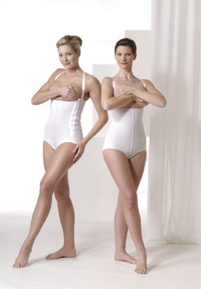 Mid Body Brief Cosmetic Surgery Compression Garment Kit - Stages 1 & 2 (Rainey)