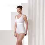 Full Body Brief & Support Breast Surgery Bra (w/Stabilizers) Combination Garment Kit - Stage 2 (2 Pi