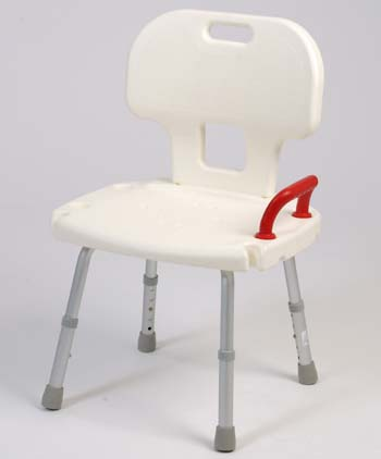 Deluxe Bath Chair (250 lb capacity)