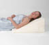 Memory Foam Bed Wedge Pillow (w/pillow cover)