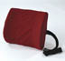 Memory Foam Lumbar Cushion (w/ Strap)