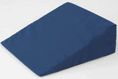 Little Wedge Pillow  (w/pillow cover)