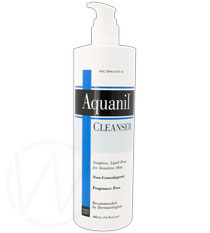Person Covey Aquanil Cleanser