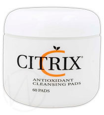 Citrix Antioxidant Cleansing Pads - 60 Pads