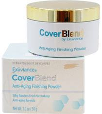 CoverBlend Anti-Aging Finishing Powder-Beige
