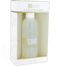 AFA Amino Acid Skin Care AFA Gel Cleanser With Dead Sea Minerals