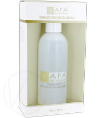 AFA Amino Acid Skin Care AFA Toner-Mist With Dead Sea Minerals