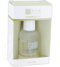 AFA Amino Acid Skin Care AFA Exfoliating Gel Mild