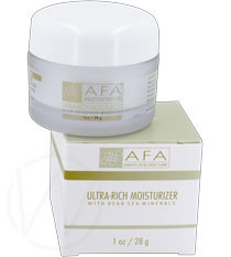 AFA Amino Acid Skin Care AFA Ultra Rich Moisturizer With Dead Sea Minerals