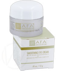 AFA Amino Acid Skin Care AFA Smoothing Eye Cream With Dead Sea Minerals and Advanced Protein Complex