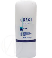 Obagi Nu-Derm Clear - Step Three