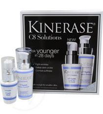 Kinerase C8 Solutions Kit
