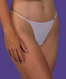 Plastic Surgery Photo Marking Panty by Design Veronique