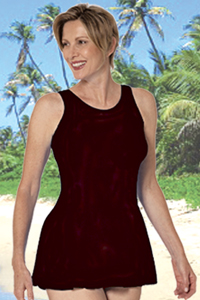 Jodee Lovely Swimdress - Soft Cup