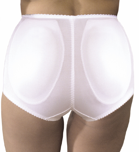 Rago Buttock Lift & Shaping Brief w/ Removable Butt Pads