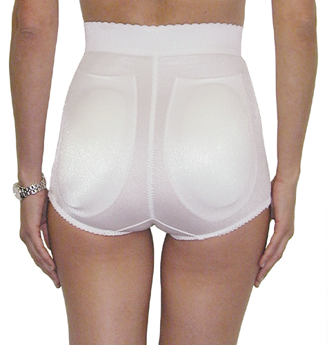 Rago High Waist Padded Buttocks Lift Shaper Brief