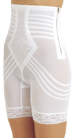 Rago Shapette High Waist Leg Shaper (w/ Zipper)