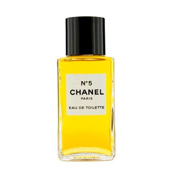 Chanel No.5 Eau De Toilette Bottle
