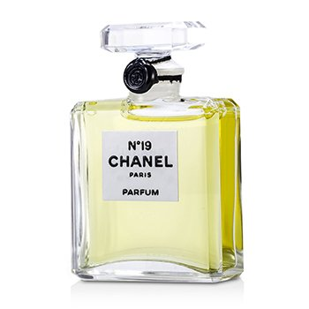 Chanel No.19 Parfum Bottle
