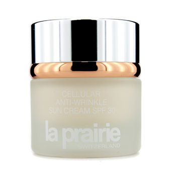 La Prairie Cellular Anti-Wrinkle Sun Cream SPF30