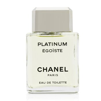 Chanel Egoiste Platinum Eau De Toilette Spray
