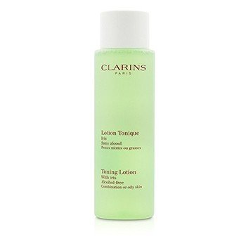 Clarins Toning Lotion - Oily to Combination Skin
