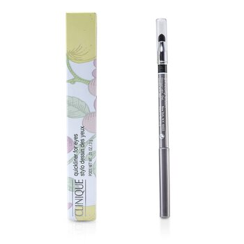 Clinique Quickliner For Eyes - 07 Really Black