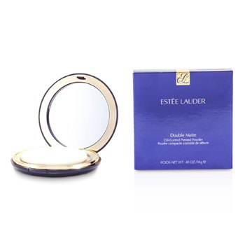 Estee Lauder Double Matte Oil Control Pressed Powder - No. 03 Medium
