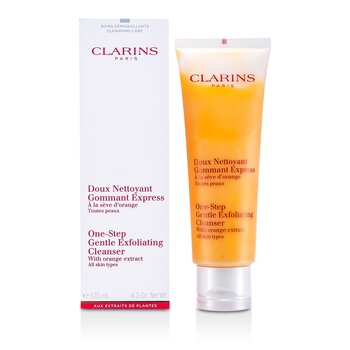 Clarins One Step Gentle Exfoliating Cleanser
