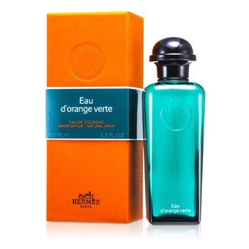 Hermes D'Orange Verte Cologne Spray