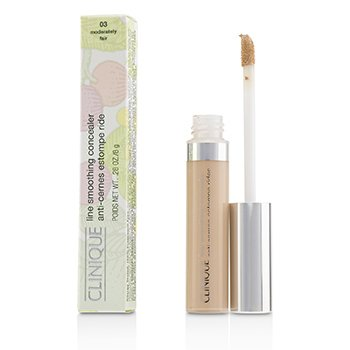 Clinique Line Smoothing Concealer #03 Moderately Fair