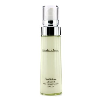 Elizabeth Arden First Defense Advanced Anti-Oxidant Lotion SPF 15