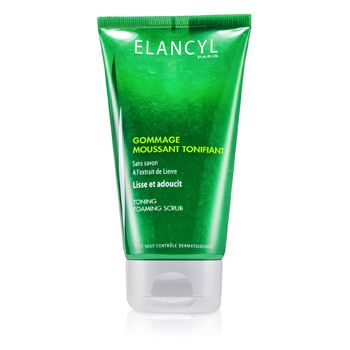 Galenic Elancyl Toning Foaming Exfoliant With Ivy Extract