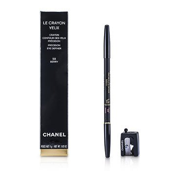 Chanel Le Crayon Yeux - No. 58 Berry