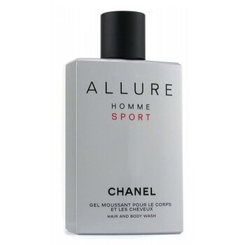 Chanel Allure Homme Sport Hair & Body Wash (Made in USA)