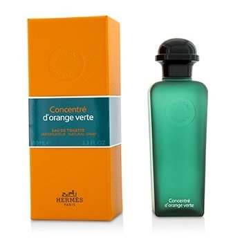 Hermes D'Orange Verte Eau De Toilette Concentrate Spray