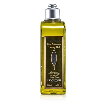 L'Occitane Verbena Harvest Foaming Bath