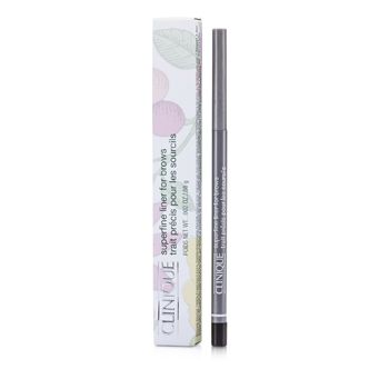 Clinique Superfine Brow Liner - #04 Black Brown