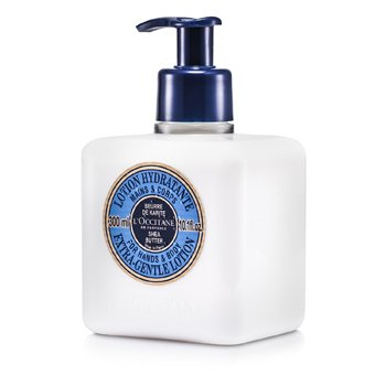 L'Occitane Shea Butter Extra Gentle Lotion for Hands & Body