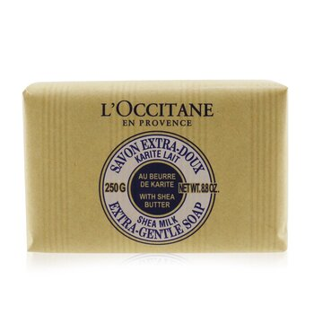 L'Occitane Shea Butter Extra Gentle Soap - Milk