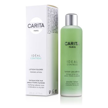 Carita Ideal Controle Powder Lotion (Combination to Oily Skin)