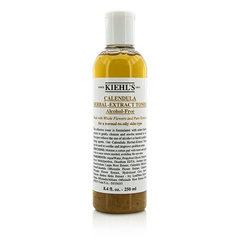 Kiehl's Calendula Herbal Extract Alcohol-Free Toner - For Normal to Oily Skin Types